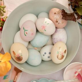 Kit Decoração Ovos