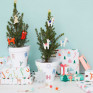 Papel Embrulho Natal