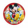 Pratos Mickey