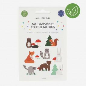 Tatuagens Bosque