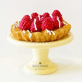 Mini Prato Cupcake Amarelo
