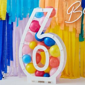 Suporte Para Balões Nº6