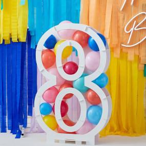 Suporte Para Balões Nº8
