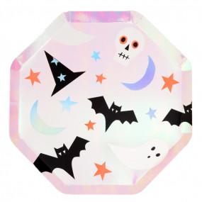 Pratos Halloween