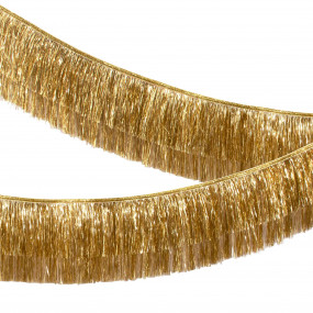 Grinalda Franjas Douradas