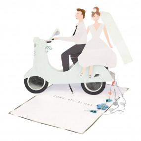 Postal Casamento