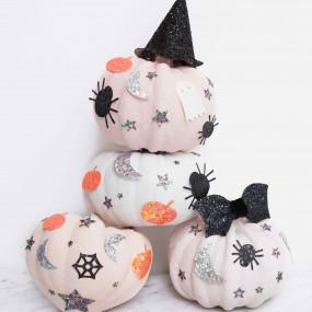 Autocolantes Gitter Halloween