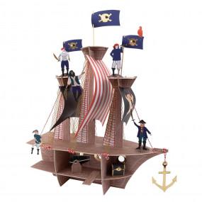 Expositor Barco Piratas