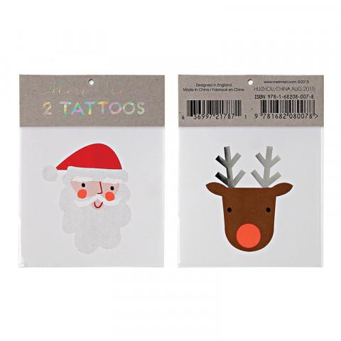 Tatuagens Pai Natal Rena