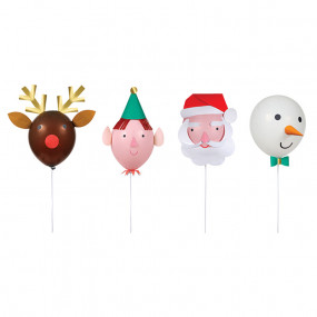 Kit Balões Natal
