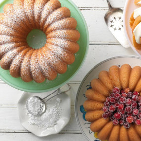Forma Bundt Elegant Party - Nordic Ware