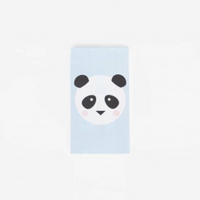 Bloquinho Panda