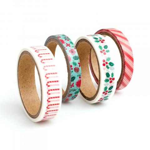 Washi Tape Natal - conj.4