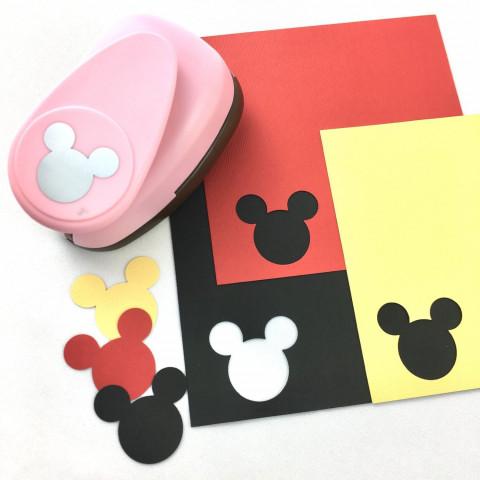 Furador Mickey 5cm