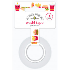 Washi Tape Fastfood Lovers