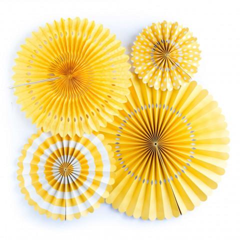 Rosetas Amarelas