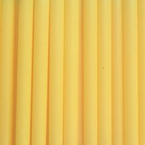 Palhinhas Plásticas Amarelas