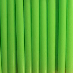 Palhinhas Plásticas Verde Alface