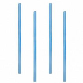 Palhinhas Plásticas Azuis
