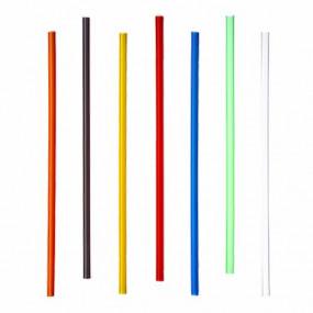 Palhinhas Plásticas Coloridas