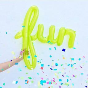 Balão fun