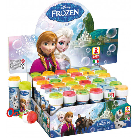 Bolas Sabão Frozen - 1 unid.