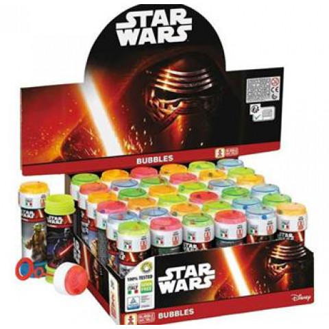 Bolas Sabão Star Wars - 1 unid.