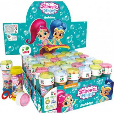 Bolas Sabão Shimmer & Shine - 1 unid.