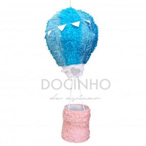 Pinhata Balão Ar Quente