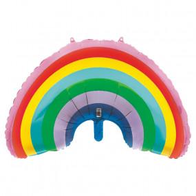Balão Arco Íris 91,4cm