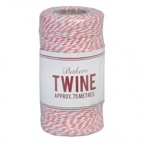 Rolo Bakers Twine Rosa