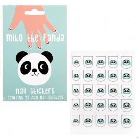 Autocolantes Unhas Panda