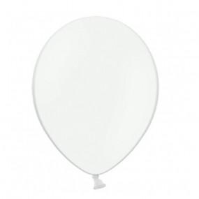 50 Balões Latex Brancos 23CM