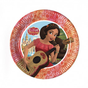 Pratos Elena de Avalor