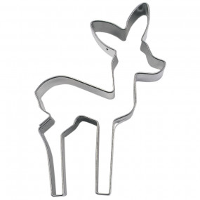 Cortador Bambi 7cm
