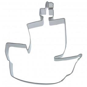 Cortador Barco Piratas 10cm