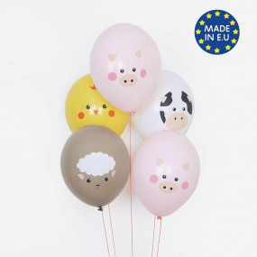 5 Balões Quinta