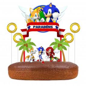 Topo Bolo Sonic