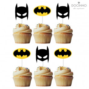 6 Toppers Batman