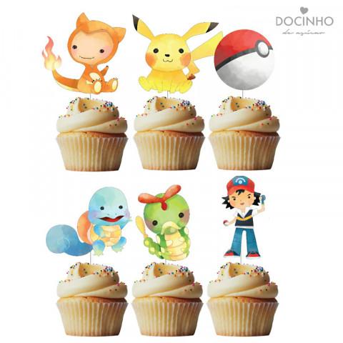 6 Toppers Pokémons