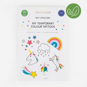 Tatuagens Unicornio