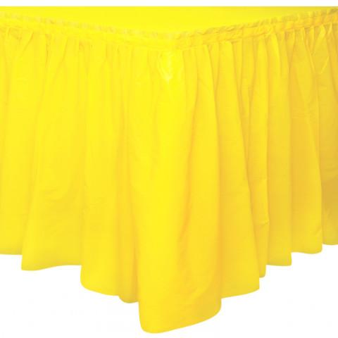 Saia Mesa Amarelo Sunflower