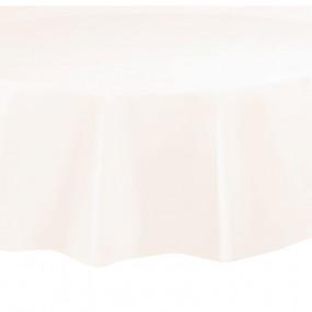 Toalha Branca Redonda