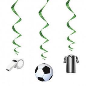 Decor Swirl Futebol