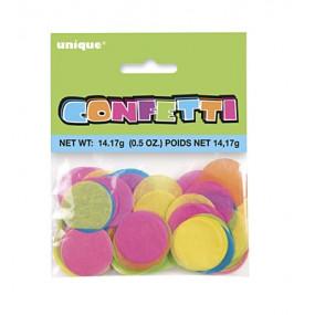 Confetis Coloridos 2.5cm