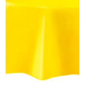 Toalha Amarelo Sunflower Redonda