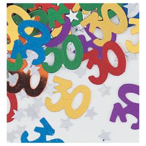 Confetis 30 Anos