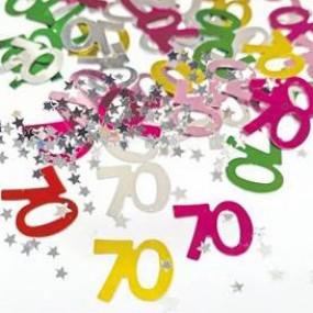 Confetis 70 Anos
