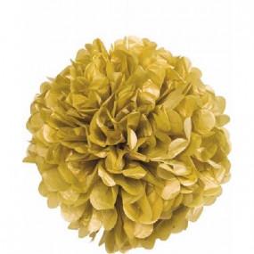 Pompom Grande Dourado
