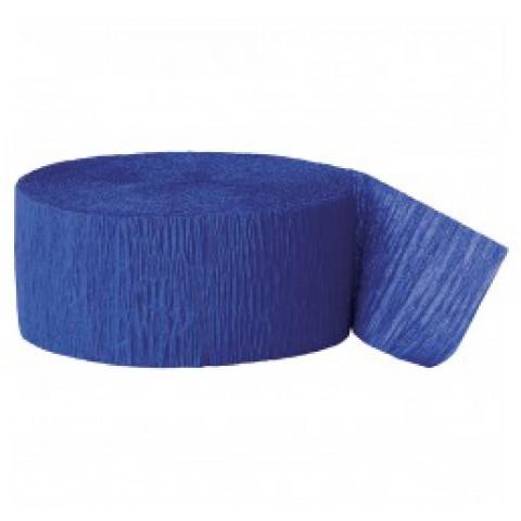 Fita Crepe Azul